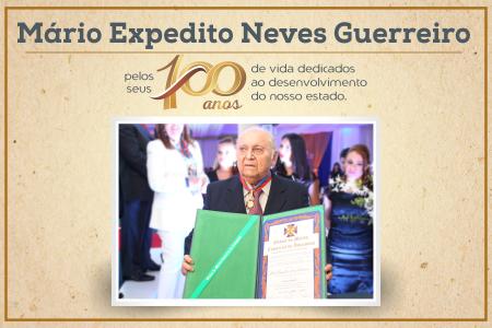 Parabéns a Mário Guerreiro