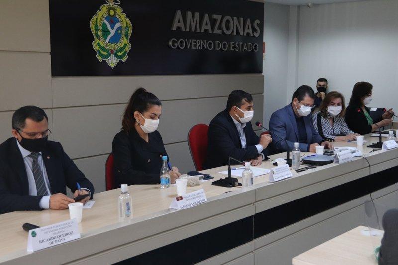 Restrição do funcionamento de atividades não essenciais no Amazonas
