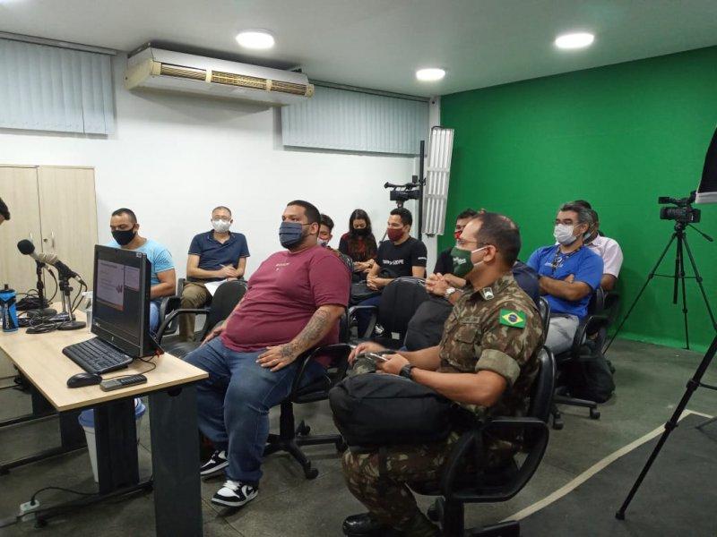 Senac AM divulga últimas vagas para curso técnico de Rádio e TV